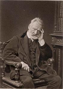 Victor Hugo, Foto aus Wikipedia
