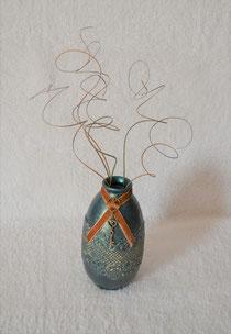 Blumenvasen aus Porzellan