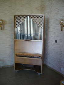 Orgel in Bad Wildungen, Langes Rod
