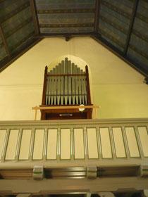 Orgel in Hundsdorf, Prospekt