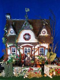 Rotkäppchen Puppenhaus