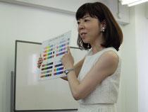 ミニセミナー講師 藤原寛子さん