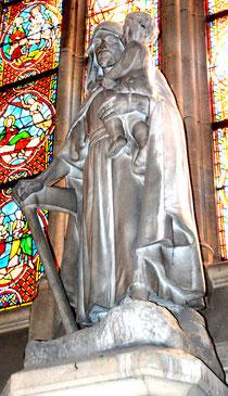 Saint-Joseph et l'Enfant-Jésus