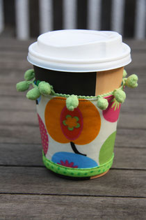 Coffee-to-go-Becher-Hüllen