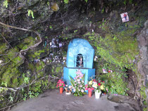 """Wegen der """"Virgen del Carmen"""" ist Catemaco ein bedeutender katholischer Wallfahrtsort."""
