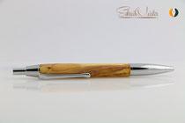 Handgemachter Kugelschreiber aus edlem Holz