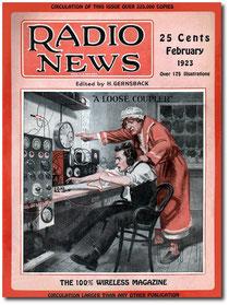 Radio News 1923