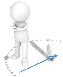 Permanenter Zeitdruck und Hektik - wie kommt man aus der 5 vor 12 Situation nur heraus ?