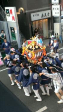 丸子山王祭