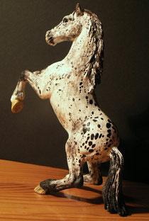 Bemalung Schleichpferd