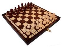 Schach Nr. 154A aus Holz