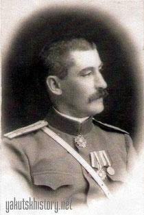 полицмейстер Илья Рубцов