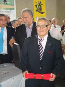 Mtro. Yoriyuki Yamamoto 9no Dan
