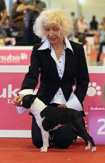 WDS 2013 Budapest - Oriana z Gdanska Rodem