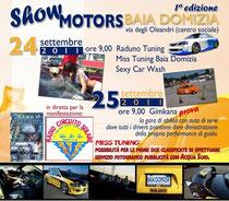 Fotogallery Show Motors Baia Domizia