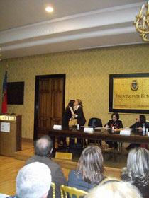 Premiata dall'On.le Marianna Madia