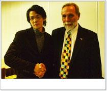 世界的催眠療法の権威Dr.リチャード・ニーヴス氏