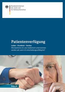 Patientenverfügung BMJV