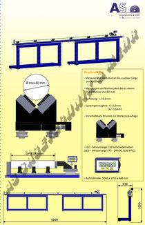 Prüftisch EasyLine P06-450