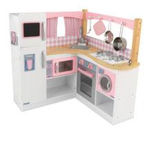 """Matériel de jeux en bois : cuisine enfant en bois """"grand gourmet"""" kidcraft. Cuisine en bois grand gourmet de qualité et à acheter pas cher."""