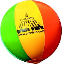 Ballon de kin-ball Omnikin Ultra pour jouer au kin ball dans l'eau et en extérieur, très résistant!