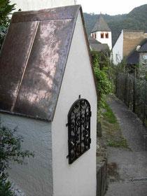 Der St. Antonius - Bildstock (Alwin Hölzenbein, 2007)