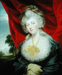 ハートフォード侯爵夫人イサベラ・イングラム・シーモア=コンウェイ