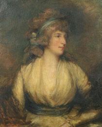 フィッツハーバート夫人メアリー