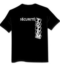 Teeshirt coton avec sérigraphie