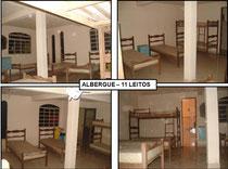 Albergue - 11 Leitos