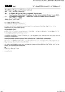 Email_BgmAugusztin_VzbgmKovacic_Übermittlung Unterschriftenliste Handymast_20120708