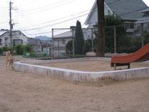 セナお気に入りの公園です。