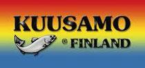 Firmenlogo Kuusamo Finland Fischereiartikel Hersteller