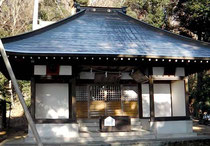普門寺権現堂
