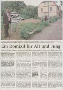 Bremervörder Zeitung vom 12.06.2010