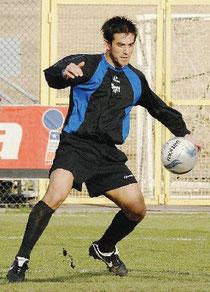 Messeri, autore del 1° gol nerazzurro