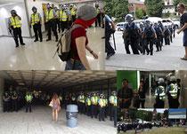 Clic = vidéo: Rentrée Universitaire à Montréal le lundi 27 août 2012