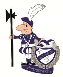 Wappen der La Strada Prinzenwache