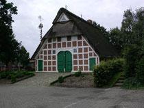 Findorff Haus Giebelseite