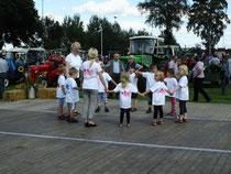 Die Kinderturngruppe des TSV Iselersheim