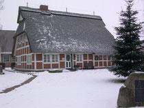Findorff-Haus im Winter