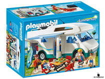 Empfehlung Playmobil Summer Fun Familien Wohnmobil 6671