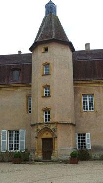 Le château d'Arcy