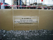 Foundation Stone 7 (E Allen)