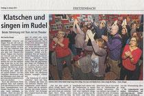 Bericht aus der Kreisstadt 06.01.17