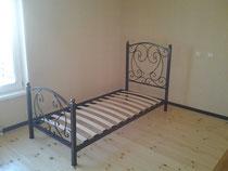 купить кровать кованую в тюмни недорого