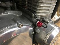 ヨシムラオイル温度センサー