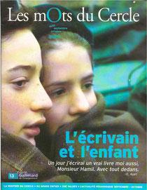 Gallimard | mots du Cercle n°13