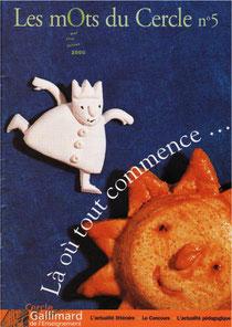Gallimard | mots du Cercle n°5