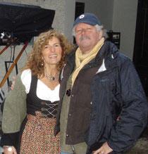 ... mit Hollywood-Kameramann Ueli Steiger